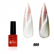 Гель-лак 9D эффект кошачий глаз №909 (кварцевый)Nails Molekula 6мл