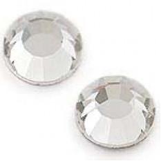 Камни SWAROVSKI Белые размер №3 Nails Molekula 1440 шт