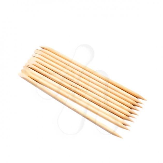 Апельсиновые палочки для маникюра 12 см (20 шт) Nails Molekula