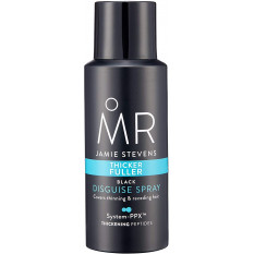 Маскирующий спрей для волос черный Mr. Jamie Stevens 100 мл