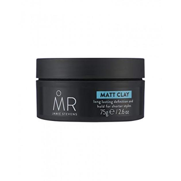 Матовая глина для моделирования волос Mr. Jamie Stevens Style Matt Clay 75 г