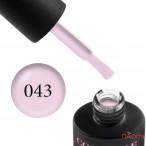 Гель-лак Couture Colour 043 нежный сиренево-розовый Naomi 9 мл