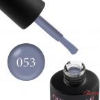 Гель-лак Couture Colour 053 серо-голубой Naomi 9 мл