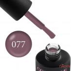 Гель-лак Couture Colour 077 розовый шоколад Naomi 9 мл