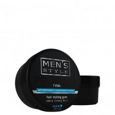 Резина для креативного моделирования прически для мужчин 80 мл Men's Style Hair Styling Profistyle