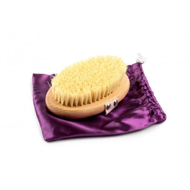Мини-щетка для сухого массажа Reclaire
