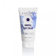 Минеральный крем для ног 150 мл, Satara MineralFootCream