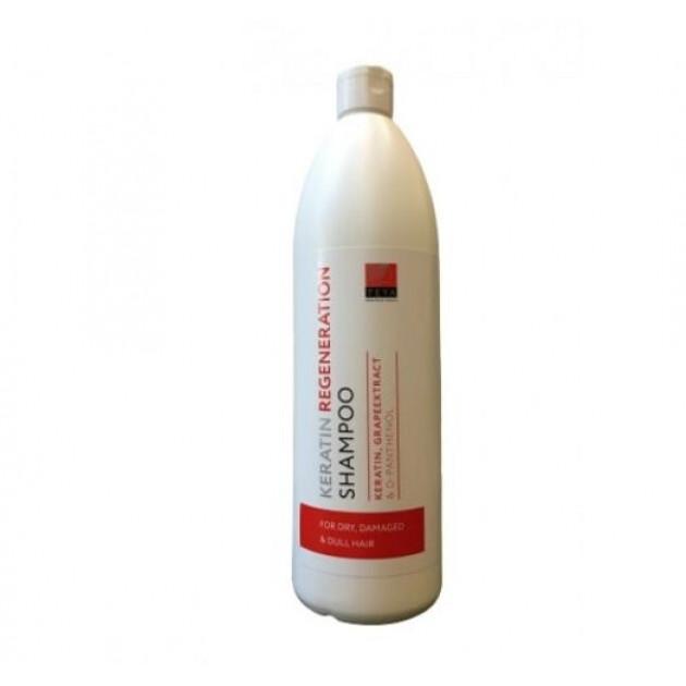 Шампунь кератиновая регенерация Teya Professional Keratin Regeneration Shampoo 1000 мл