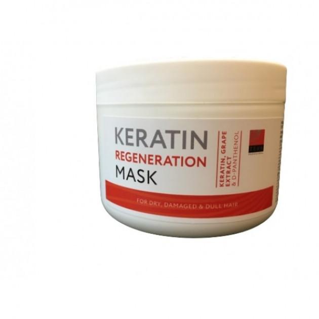 Маска для волос кератиновая регенерация Teya Professional Keratin Regeneration 300 мл