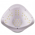 Лампа для маникюра STAR 2 72W LED/UV ROSE GOLD