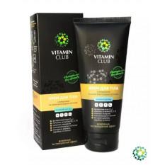 Крем для тела с минералами и маслом виноградных косточек 200 мл Vitamin Club