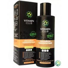 Лосьон тонизирующий с природными минералами и восемью аминокислотами 150 мл Vitamin Club