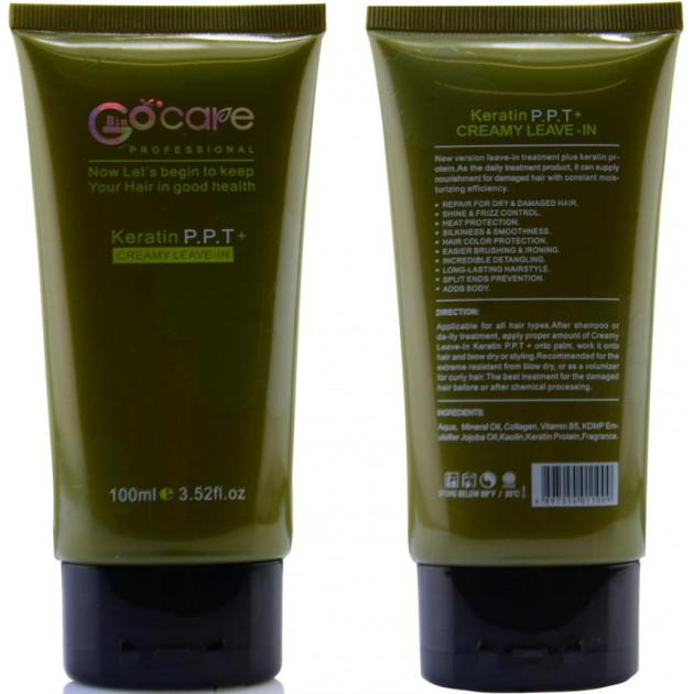 Крем для волос GoCareKeratinPPTBingo 100 мл