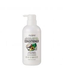Кондиционер для волос с кокосом и авокадо 450 мл Bingo Nuspa