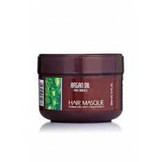 Маска для волос с экстрактом икры 200 мл, Bingo Morocco argan oil