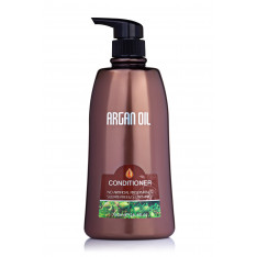 Кондиционер для волос с аргановым маслом 750 мл, Bingo Morocco argan oil