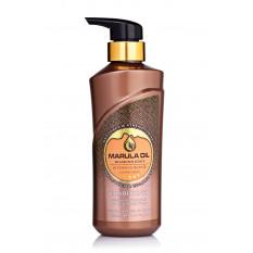 Кондиционер для поврежденных волос с маслом марулы 500 мл, Bingo Marula oil
