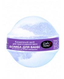 Бомба для ванны Ягодные макаруны DolceVero 75 г