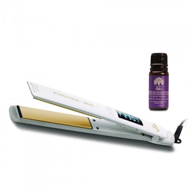 Утюжок для выпрямления волос Elegance Digital Argan GI0201, Ga.ma