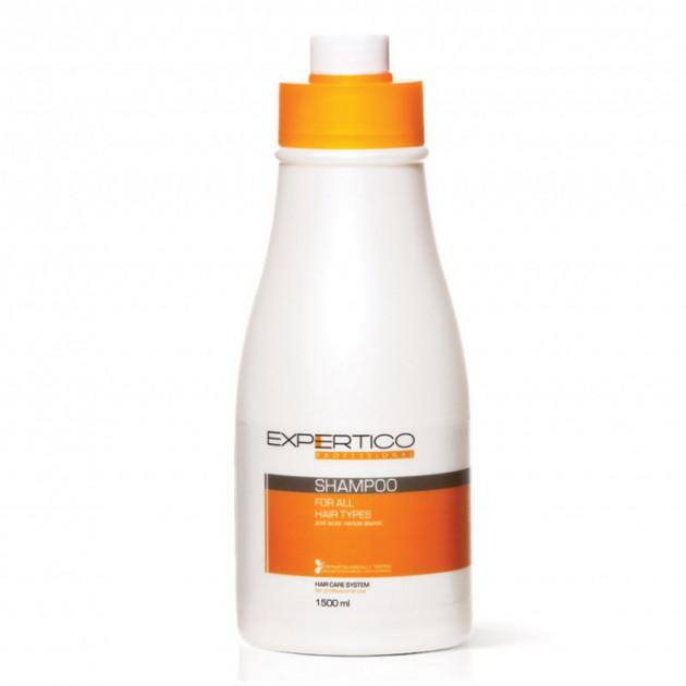 Шампунь для всех типов волос 1500 мл, Expertico