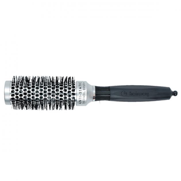 Термобрашингантистатичный с разделителем 33 мм 07021, Hairway