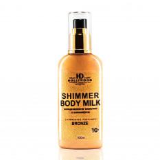 Молочко для тела с шиммером Hollywood Shimmer Body Milk Bronze 100 мл