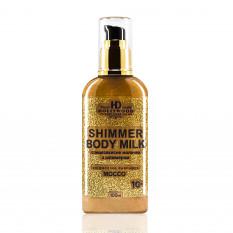 Молочко для тела с шиммером Hollywood Shimmer Body Milk Mocco 100 мл