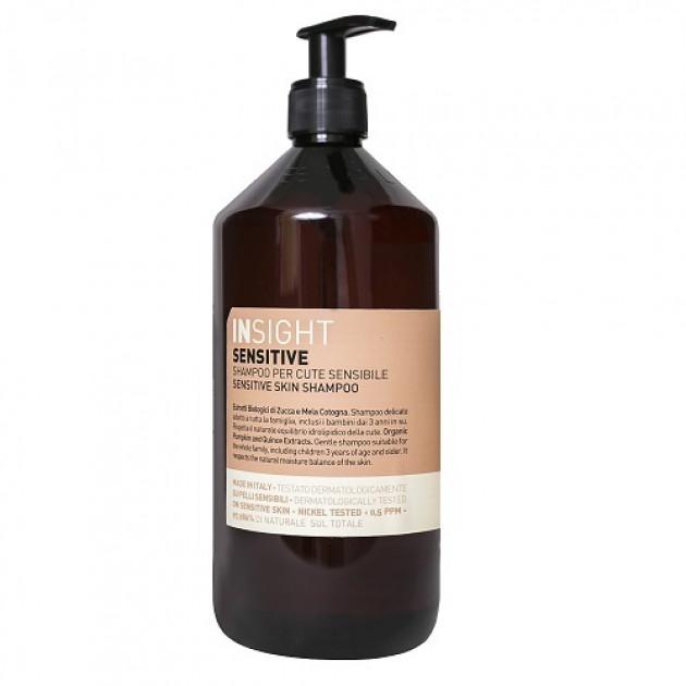Шампунь для чувствительной кожи головы Insight Sensitive 900 мл