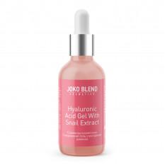 Сыворотка для лица Hyaluronic Acid Gel With Snail Extract Joko Blend 30 мл