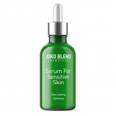 Сыворотка для чувствительной кожи лица SerumForSensitiveSkin30мл, JokoBlend