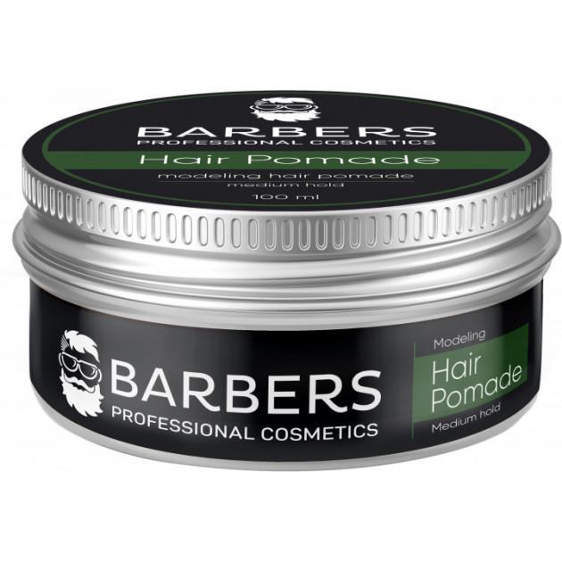 Помада для волос Barbers Modeling Hair Paste High Hold 100 мл JokoBlend