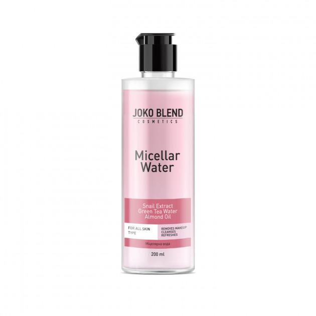 Мицеллярная вода с экстрактом улитки Joko Blend 200 мл