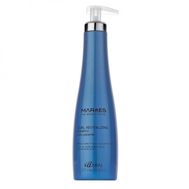 Восстанавливающий шампунь для вьющихся волос 300 мл, Kaaral Maraes Curl Revitalizing Shampoo