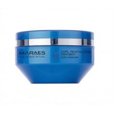 Маска для кудрявых и вьющихся волос 200 мл, Kaaral Maraes Curl Revitalizing Treatment