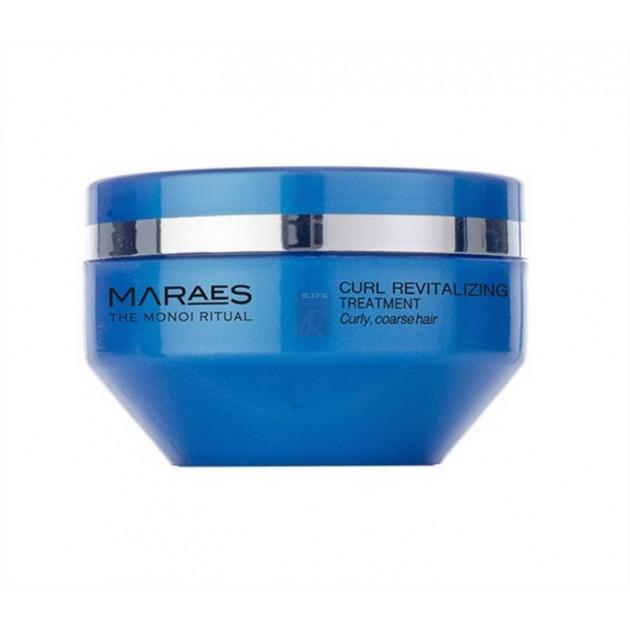 Восстанавливающая маска для вьющихся волос 200 мл, Kaaral Maraes Curl Treatment