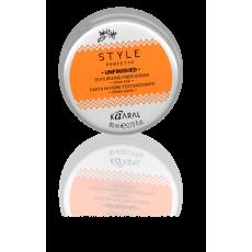 Волокнистый текстурирующий крем Kaaral Style Perfetto Unfinished Texturizing Fiber Cream, 80 мл