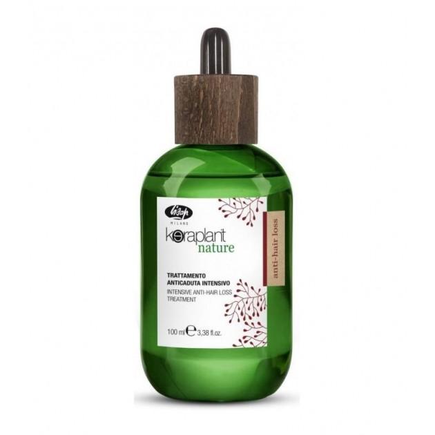 Лосьон против выпадения волос 100 мл Anti-hair loss Keraplant, Lisap