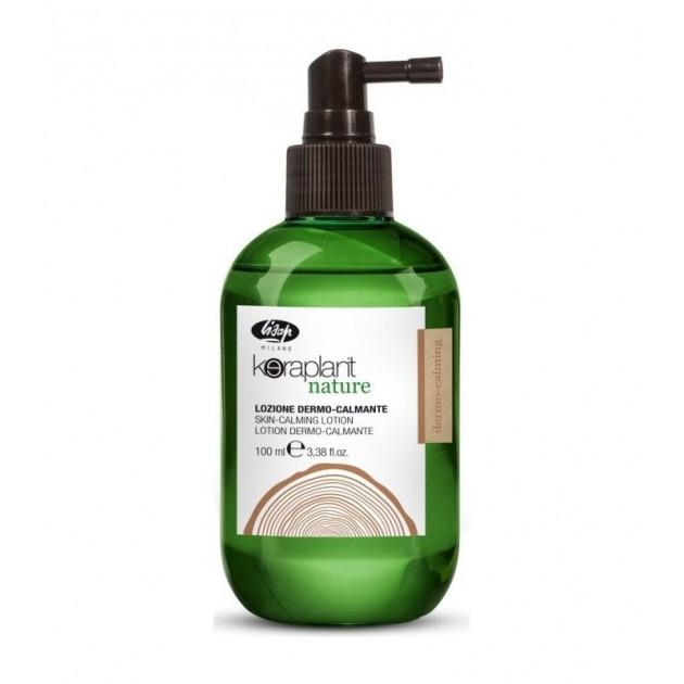 Лосьон успокаивающий для чувствительной кожи головы 150 мл Nature Skin-Calming Lotion Keraplant, Lisap