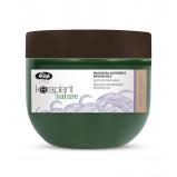 Питательная маска для восстановления волос 500 мл Nutri repair mask Keraplant, Lisap
