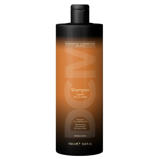 Дисциплинирующий шампунь для непослушных волос DCM 1000 мл, Lisap