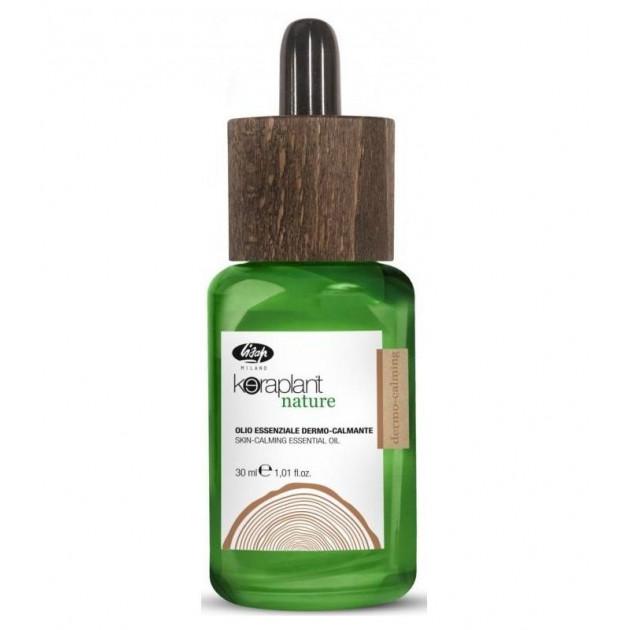 Масло против перхоти 30 мл Аnti-dandruff essential oil Keraplant, Lisap