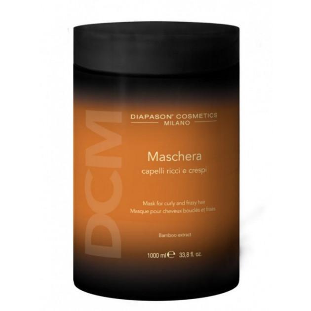 Маска для вьющихся и кудрявых волос DCM 1000 мл, Lisap