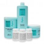 Мини-набор для увлажнения волос (шамп 50 мл + конд 50 мл + маска 50 мл) KAARAL Hydra