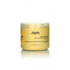 Маска для сухих и поврежденных волос 500 мл, Mirella BeeForm