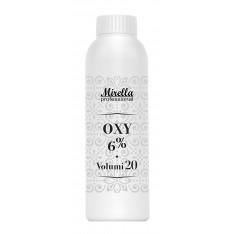 Универсальный окислитель 6% 120 мл, Mirella Professional