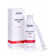 Гиалуроновый PLEX для восстановления волос 150 мл, Mirella