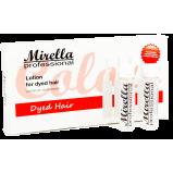 Лосьон для окрашенных волос 10 шт*10 мл, Mirella Professional