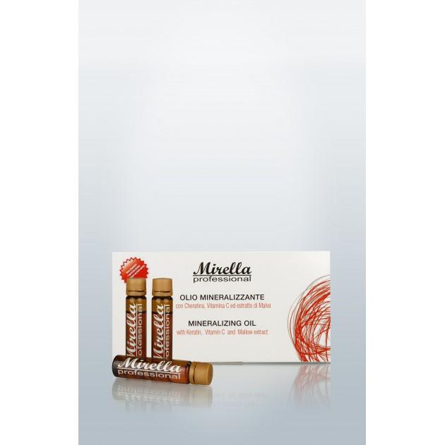 Минерализированное масло для волос 10*10 мл, Mirella Professional Mineralizing Oil