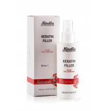 Кератиновый филлер для волос 150 мл, Mirella