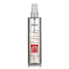Двухфазная термозащита с шелком для волос 250 мл, Mirella Style Thermal Protection